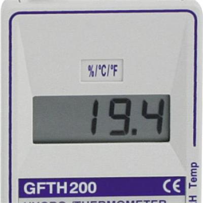 Teplo-vlhkoměr Greisinger GFTH 200