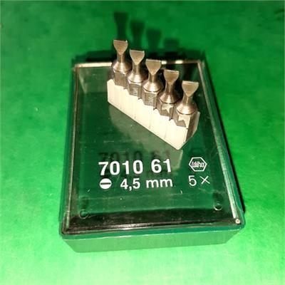 Wiha 701061 bit 4,5 mm plochý