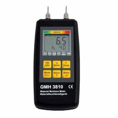 GMH 3810 vlhkoměr dřeva a stavebních materiálů