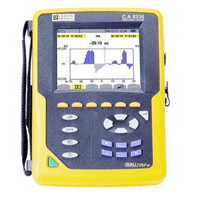 C.A 8336 + MA193 - analyzátor elektrických sítí