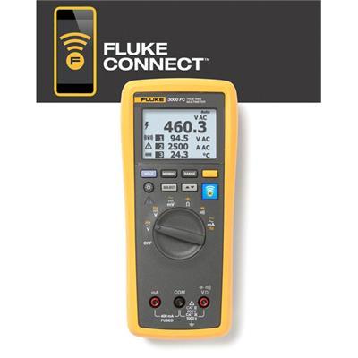 Multimetr FLUKE 3000 FC