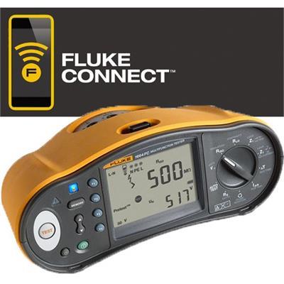 Fluke 1664 FC - tester elektrických instalací