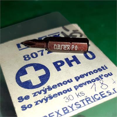 Narex 807200 bit PH 0