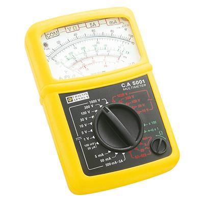 Analogový multimetrC.A 5001
