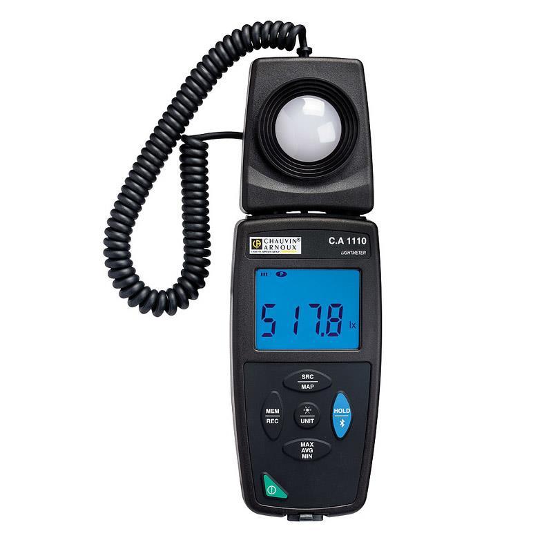 C.A 1110 - Luxmetr , měřič intenzity osvětlení