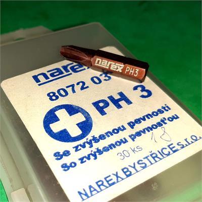 NAREX 807203 BIT PH 3