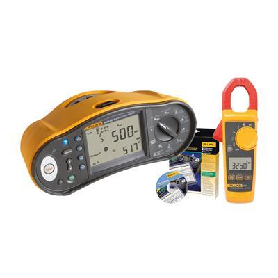 Fluke 1663 - Tester elektrických instalací