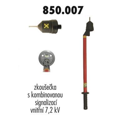 Zkoušečka napětí VN 7,2 kV