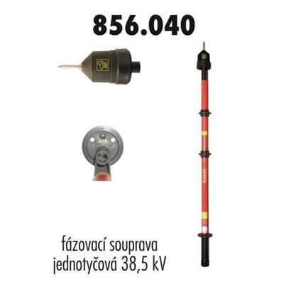 Fázovací souprava VN 22-38,5 kV venkovní