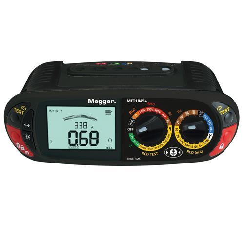 Revizní přístroj Megger MFT1845 + e-koloběžka zdarma