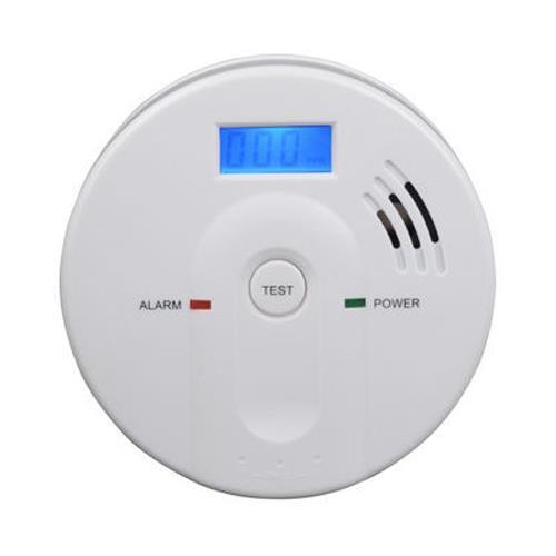Detektor oxidu uhelnatého s alarmem