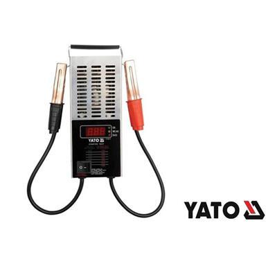 Digitální tester autobaterie, YATO