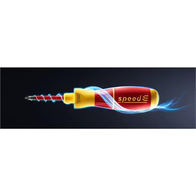 Elektrický šroubovák Wiha speedE electric Set 1