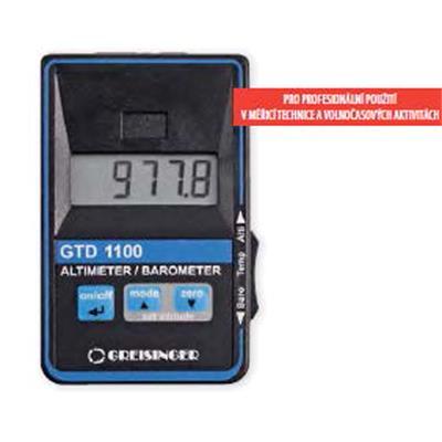GTD 1100   Výškoměr / Barometr / Teploměr