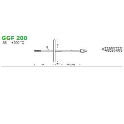 GGF200 teplotní snímač