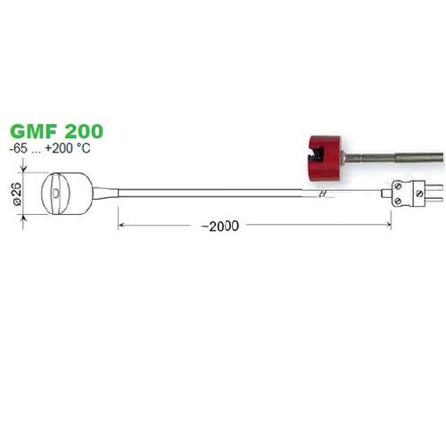 GMF 200 povrchový snímač