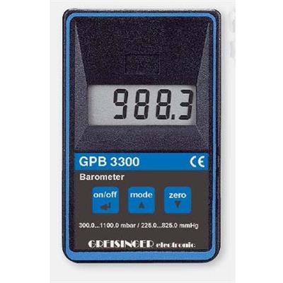 GPB 3300 , barometr , výškoměr