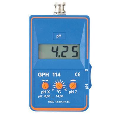GPH114GL -  kapesní pH-metr