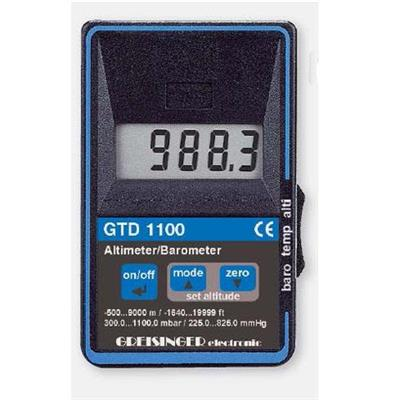 GTD 1100 , barometr , výškoměr