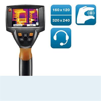 Termovizní kamera Testo 875-2i