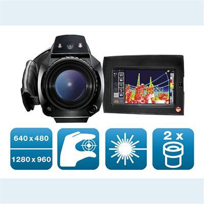 Termokamera testo 890 X5