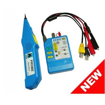 KE801  vyhledávání metalických a optických kabelů