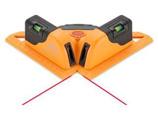 Laserový úhelník Square Liner