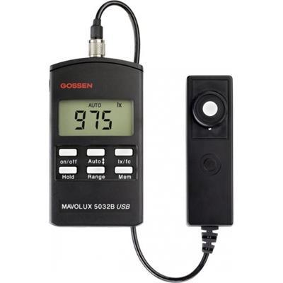 Luxmetr MAVOLUX 5032 B USB