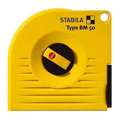 Měřicí pásmo Stabila BM 50G 30m