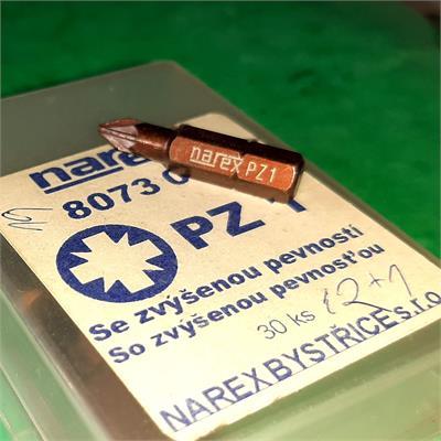 NAREX 807301 bit PZ 1