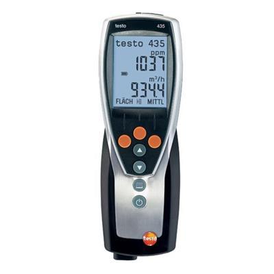 testo 435-1 pro klimatizace