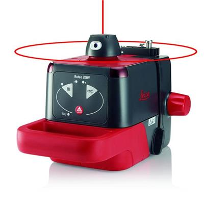 Rotační laser Leica Roteo 20 HV