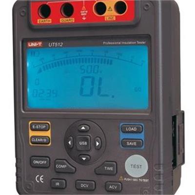 Tester izolace UNI-T UT512 2.5kV USB