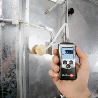 Testo 511 měří absolutní tlak