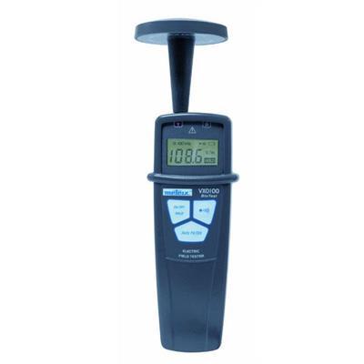 VX0100 intenzita elektromagnetického pole