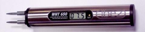 Vlhkoměr dřeva WHT 650
