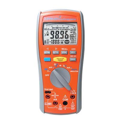 Multimetr APPA 607 + měření izolace