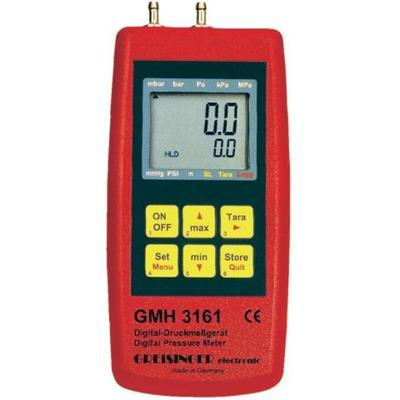 GMH 3161-01 tlakoměr pro přetlak, podtlak