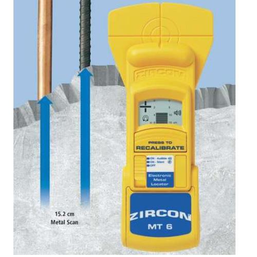 Detektor kovů Zircon MT6