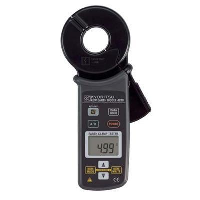 Klešťový měřič uzemnění Kyoritsu KEW 4200 včetně kalibrace