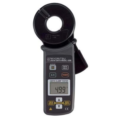 Klešťový měřič uzemnění KEW 4202