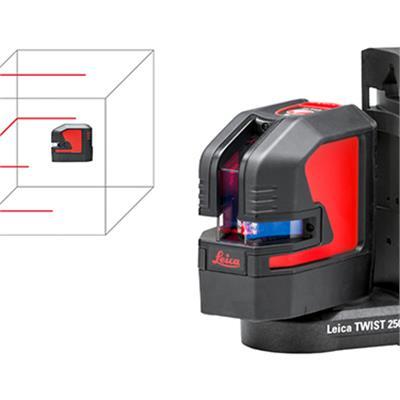 Leica Lino L2s-1 - červený křížový laser