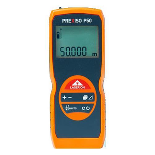 Laserový dálkoměr Prexiso P50
