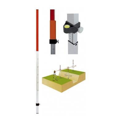nivelační lať k laserům TN 20