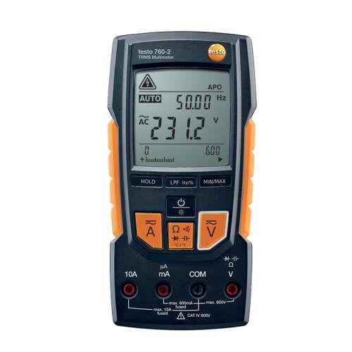 testo 760-2 TRMS multimetr