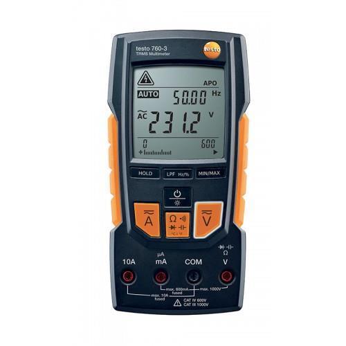 testo 760-3 TRMS multimetr
