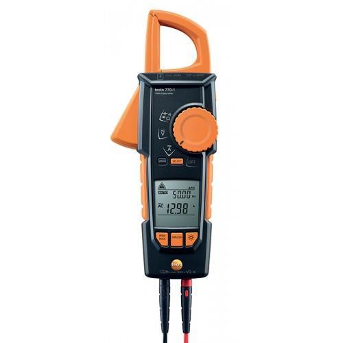 testo 770-1 klešťový multimetr